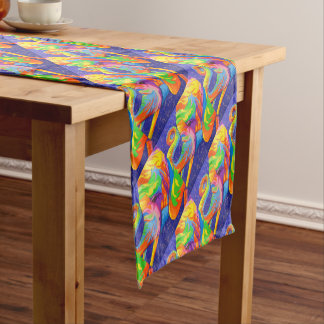 Elephant Short Table Runner