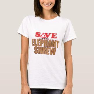 Elephant Shrew Save T-Shirt