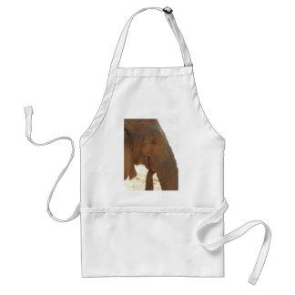 elephant smile standard apron