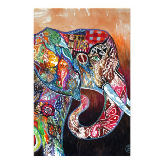 Elephant Stationery Paper