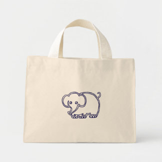 Elephant Stripe Bag