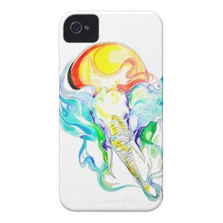 elephant sunshine iPhone 4 case