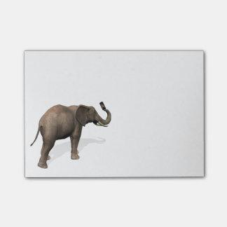 Elephant Taking A Selfie Post-it Notes