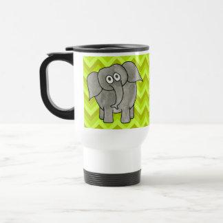 Elephant. Travel Mug