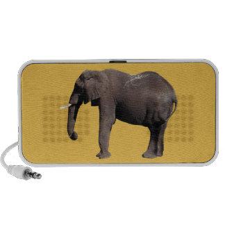 Elephant Travelling Speakers