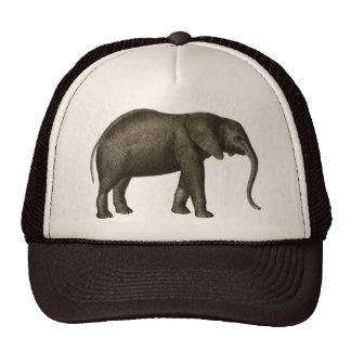 Elephant Trucker Hat