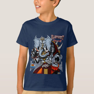 Elephant Warrior - Muay-Thai - 3 T-Shirt