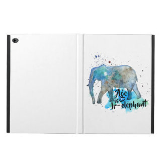 Elephant Water Color Powis iPad Air 2 Case