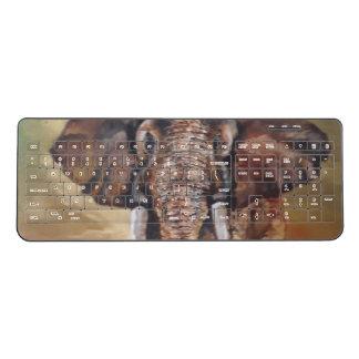 Elephant Wireless Keyboard