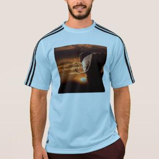 Elephant with Sunset T-Shirt