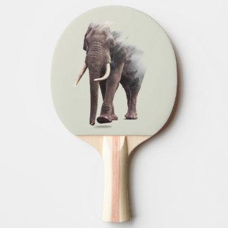 Elephantastic Ping Pong Paddle