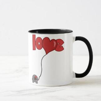 ElephantBalloon Mug