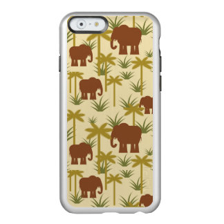 Elephants And Palms In Camouflage Incipio Feather® Shine iPhone 6 Case