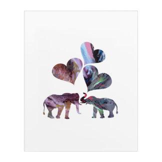 elephants art