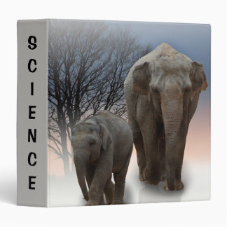 Elephants Binders