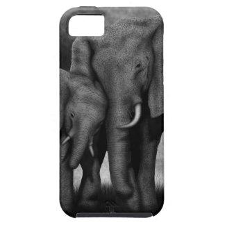 Elephants iPhone 5 Cases