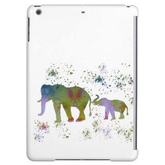Elephants Case For iPad Air