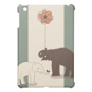 Elephants  case for the iPad mini