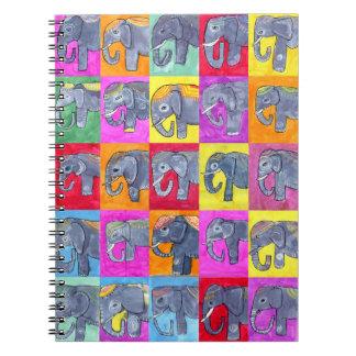 Elephants for Haiti Notebook