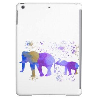 Elephants iPad Air Cover