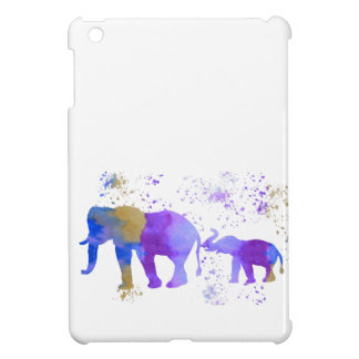 Elephants iPad Mini Cover