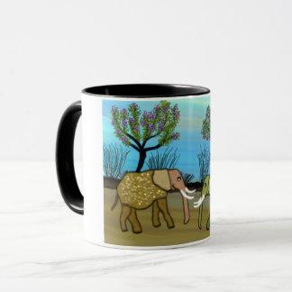 Elephants Never Forget Mug