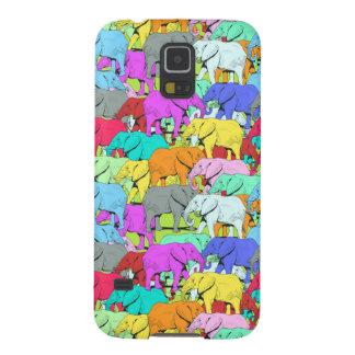 Elephants Parade - Samsung Galaxy S5 Case