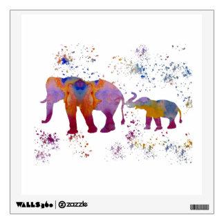 Elephants Wall Sticker