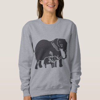 Elephants Women's Sweatshirt