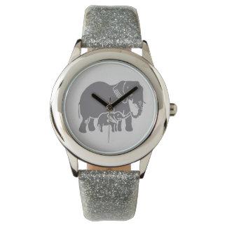Elephants Wristwatch