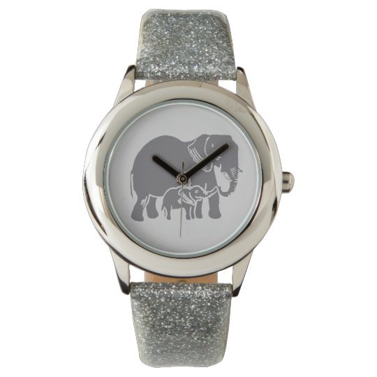 Elephants Wristwatch