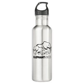 ElephantVoices - Stainless Steel Bottle