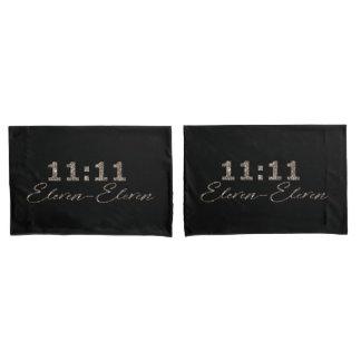Eleven 11:11 Eleven Pillowcase