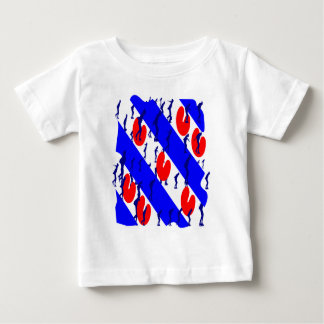 Eleven cities excursion baby T-Shirt