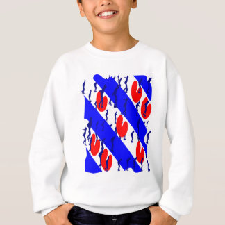 Eleven cities excursion sweatshirt