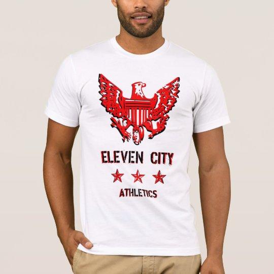 Eleven City Athletics T-Shirt