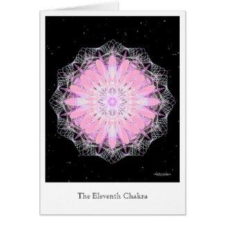 Eleventh Chakra Card