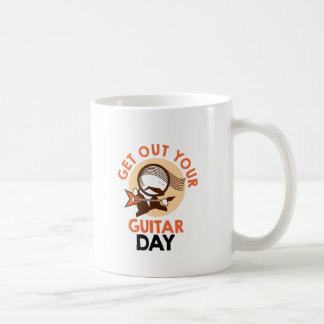 Eleventh February - Get Out Your Guitar Day Coffee Mug