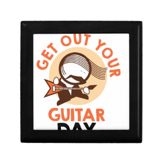 Eleventh February - Get Out Your Guitar Day Gift Box