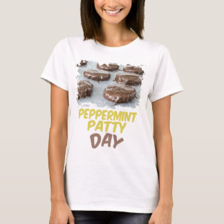 Eleventh February - Peppermint Patty Day T-Shirt