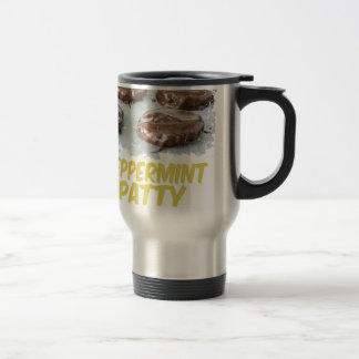 Eleventh February - Peppermint Patty Day Travel Mug