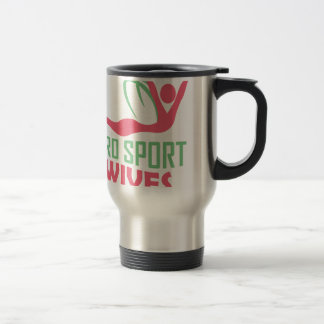 Eleventh February - Pro Sports Wives Day Travel Mug