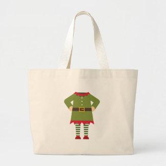 Elf Body Large Tote Bag