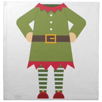 Elf Body Napkin