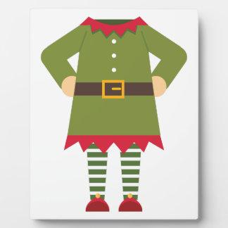 Elf Body Plaque