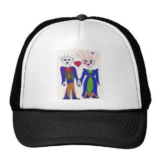 Elf Couble in Love #2 Trucker Hat