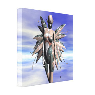 Elf Fantasy Canvas Print