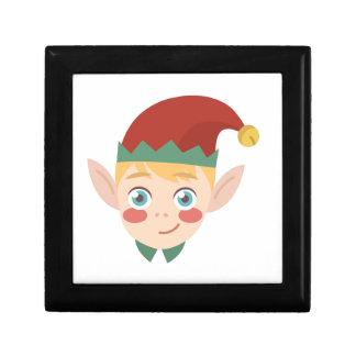 Elf Head Jewelry Box