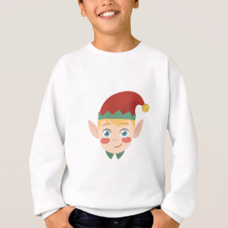 Elf Head Sweatshirt