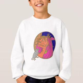 Elf king Oberon eleven king Sweatshirt